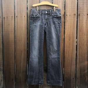 Citizens of Humanity low rise bootcut jeans 25